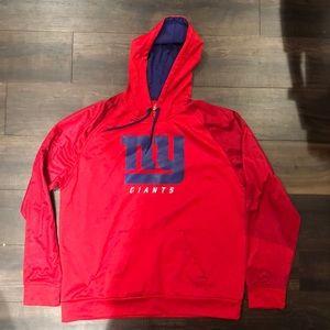 NY giants hoody
